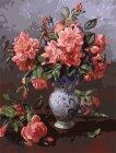 MMC042 Розы в китайской вазе