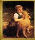 GX6991 Аленушка с овечкой