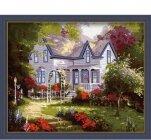 MG061 Дом в саду