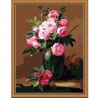 MG174 Розовые розы