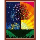 MG224 Дерево счастья. День и ночь