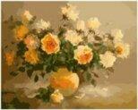 MG278 Чайные розы